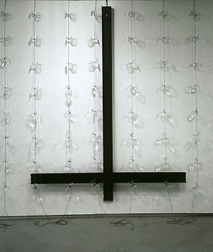 Jannis Kounellis July 5th - October 11th 2003
